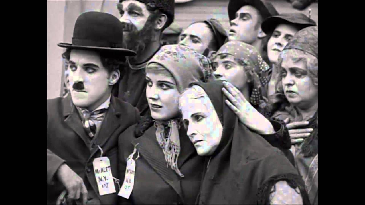 The Immigrant (1917) by Charlie Chaplin - Music by Alexis Cuadrado