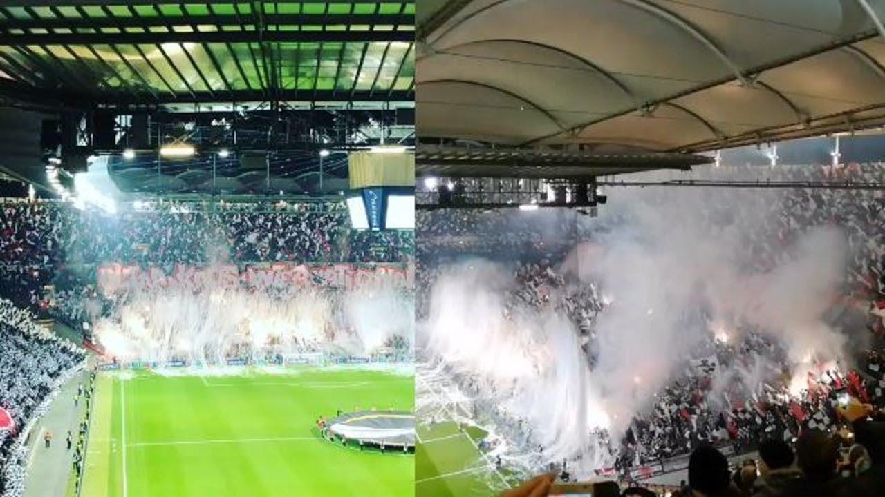 Marseille Eintracht Frankfurt