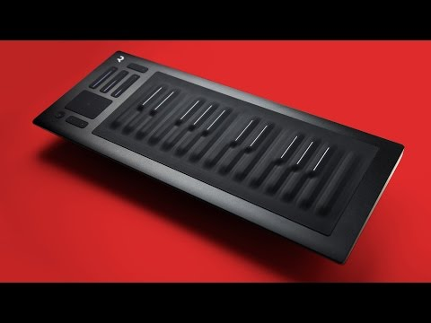 Roli Seaboard Rise Review! - Music Instrument From The Future?!