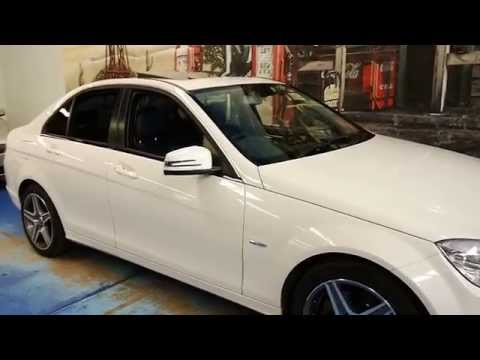 2010 Mercedes Benz C200 CGI - YouTube