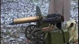 Оружие. Пулемет «Максим»