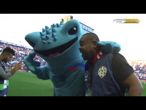 Mwana FA na JB katika 'La Liga Experience' nchini Hispania