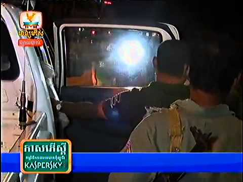 Khmer news  Hang Meas HDTV on 19 August 2013  Part5