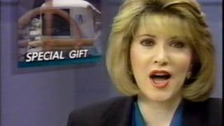 NEWS 12 LONG ISLAND, NY-December 23, 1993 -Lea Tyrrell, Carol Silva