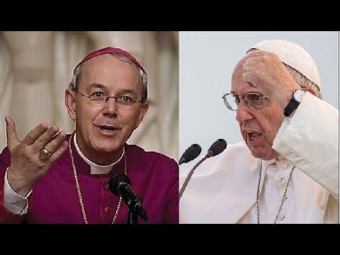 SCHISM RISING?  7 Bishops Resist Pope's Revolution