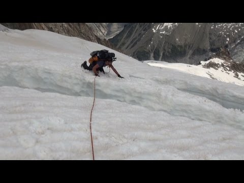 Full Mont Blanc ascent