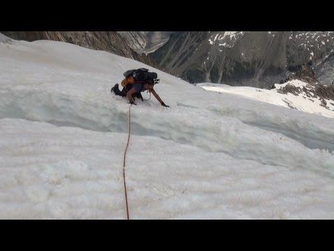 Full Mont Blanc ascent