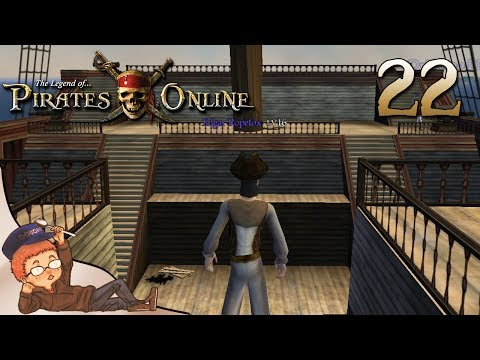The Legend of Pirates Online: Part 22 - Joining Public Ships