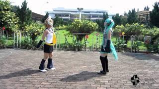 Promise (Hatsune Miku & Kagamine Rin) Dance Cover