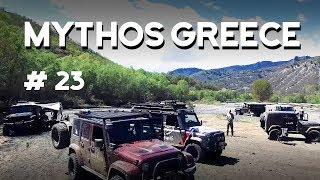 Offroad-Reise Epirusgebirge Griechenland   4x4 Passion #23