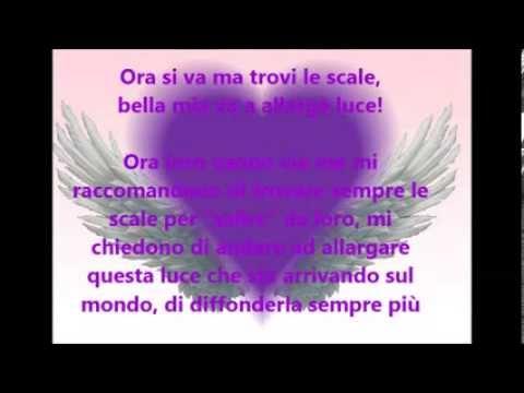 metafonicamente comunicazione angelica su stazione radio