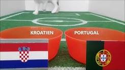 Emilias Fußball EM Tipp 2016 Kroatien : Portugal