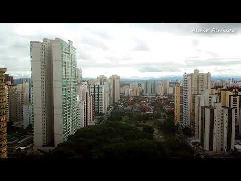 São José dos Campos SP - Jardim Aquarius [drone]
