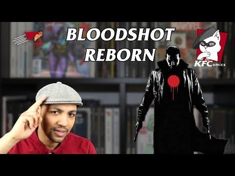 K.F.Comics 3 : Bloodshot Reborn (Bliss Comics)
