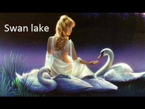 Learn English and Improve Vocabulary through Story: Swan lak
