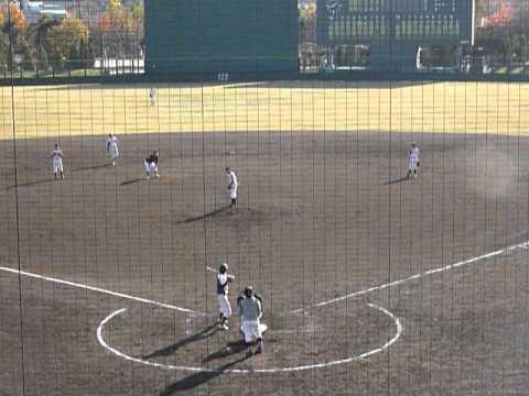 日本大学準硬式野球部紹介①posted by mestnikunp