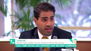 Bullies Have Made My Son Afraid To Leave The House | This Morning