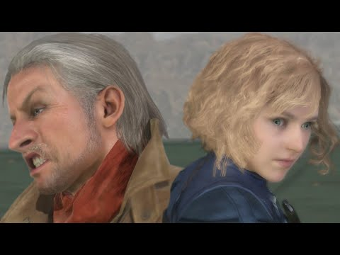 MGSV Secret Theater - Sins of the Ocelot
