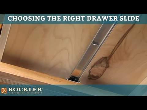 drawer-slide-tutorial:-choosing-the-right-drawer-slide