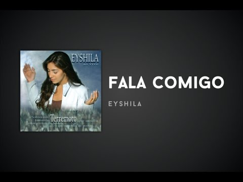 Eyshila - Fala comigo