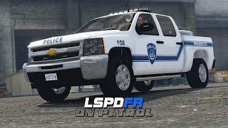 LSPDFR - Day 305 - Los Santos Port Silverado