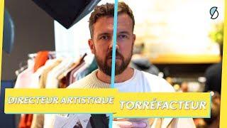 Profession : Torréfacteur / Directeur artistique - Serial Slasheur #2