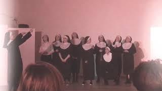 I will follow him - Sister Act (gruppo musical senior Almadanza)