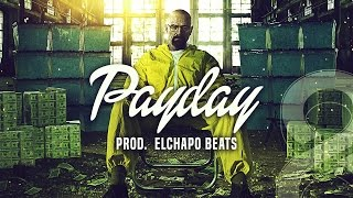 Heavy 808 Bass Trap Beat Hard Aggressive Trap Instrumental - Payday ( Prod. ElChapo Beats )