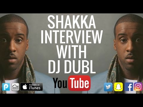 Shakka Interview - Why he lied to me last time, does he care about MOBOs, Giggs & The Island EP