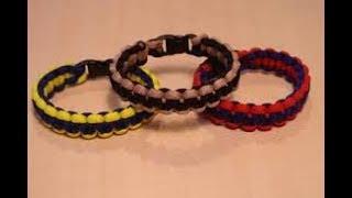 Kreatif cara mudah membuat gelang tangan dengan dari tali sepatu   kerajinan tangan