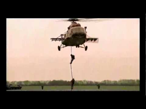 Hungarian Army Special Forces -KMZ- HD