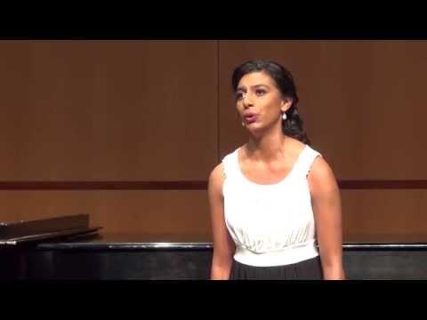 Maya Nandakumar's stunning recital