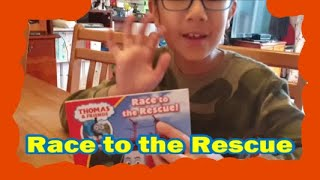 Фото Arjan Reads Race To The Rescue   Thomas And His Friends