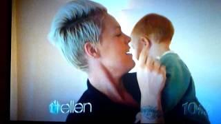 Pink & Willow wish Ellen a Happy Birthday