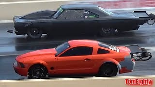 BoostedGT vs Hate Tank (small tire race)