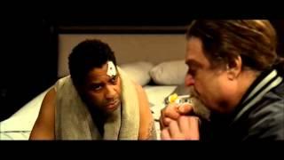 Epic Scene From The Movie Flight Cocaine Scene Denzel Washington