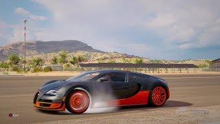 Forza Horizon 3  FWD! 1,460HP BUGGATTI VEYRON SS 😱