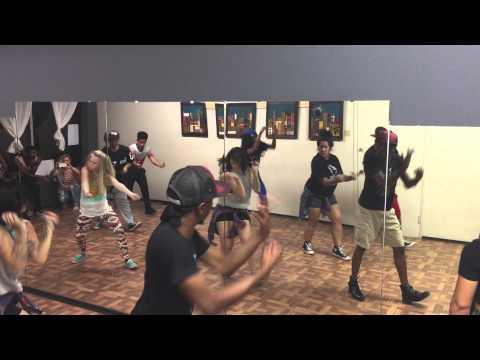Hip Hop Class - Forbidden Fruit J.Cole