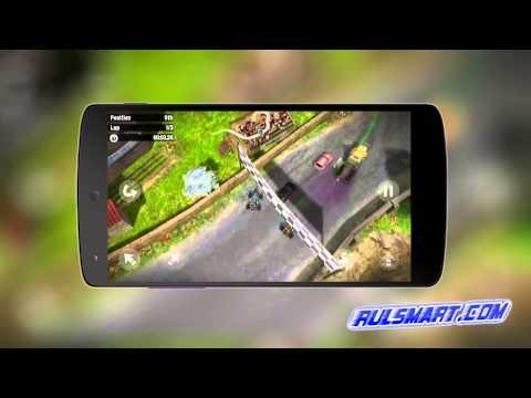 Reckless Racing 3 - обзор игры на андроид