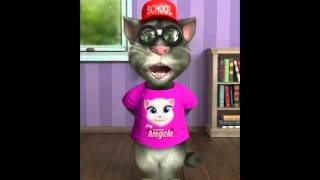 Jhony Jhony Yes Papa Eating Sugar No Papa | talking tom english rhyme