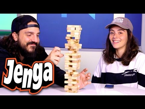 Jenga Unchained! SourceFedPLAYS