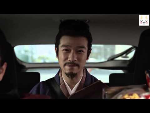 堺雅人 トヨタ CM スチル画像。CM動画を再生できます。