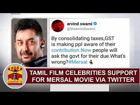 Tamil film celebrities support for
