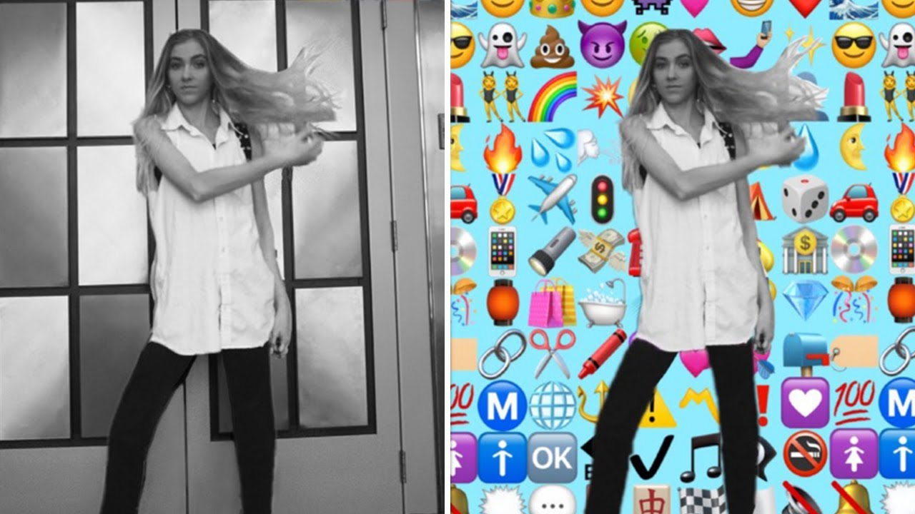 How to Make an Emoji Background With PicsArt Photo Editor   PicsArt Editing  Tutorial