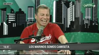 Entrevista al Almirante Gonzalo Ríos Polastri en Radio Capital