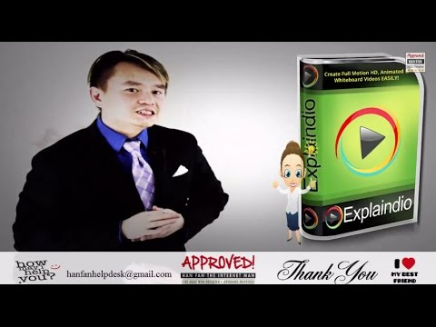 Thumbnail: Explaindio Video Creator - get *BEST* Bonus and Review HERE .. :) :) :)