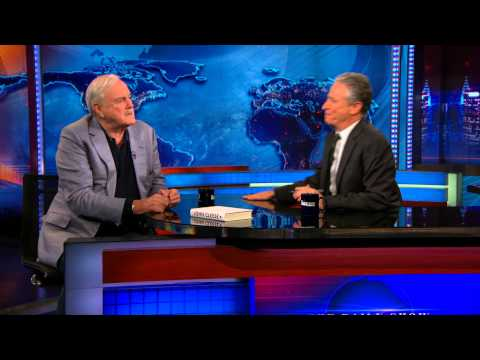 John Cleese on The Daily Show