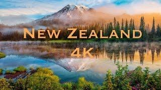 NEW ZEALAND - NATURE - 4K