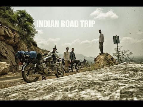 Indian Road Trip with Royal Enfield