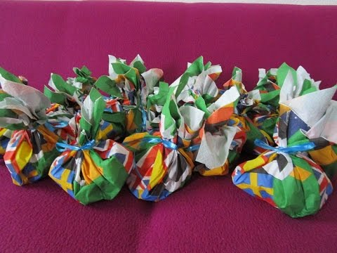 Традиция дарить подарки в детском саду. Жизнь в Германии